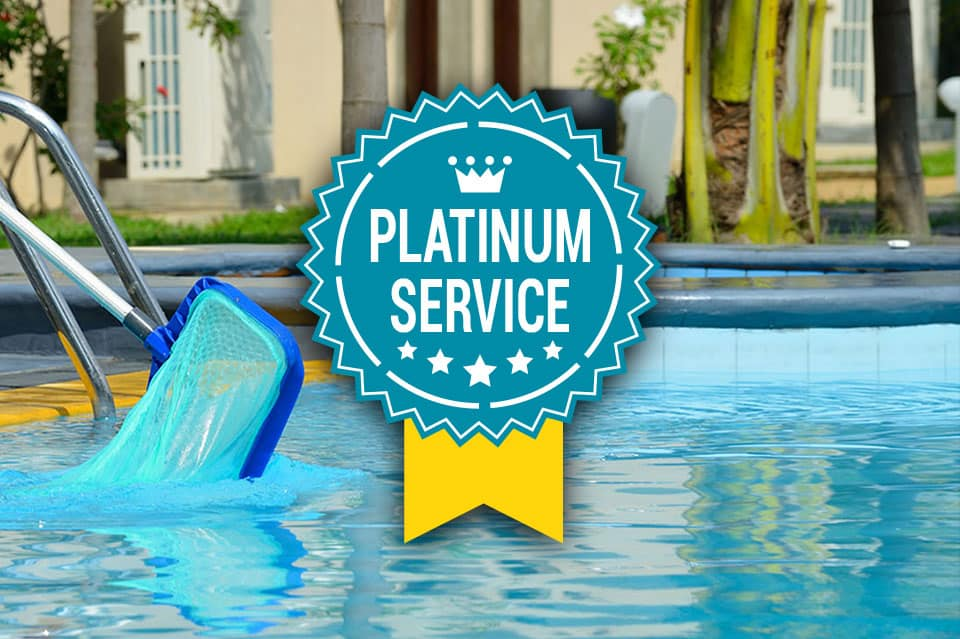 Why the Platinum Pool Maintenance Service?