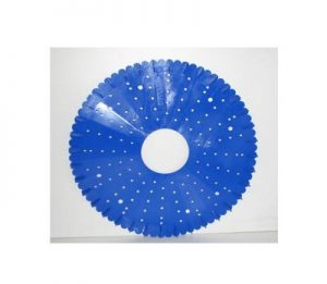 Zodiac Baracuda - Classic Disc Hinged Rib Segmented