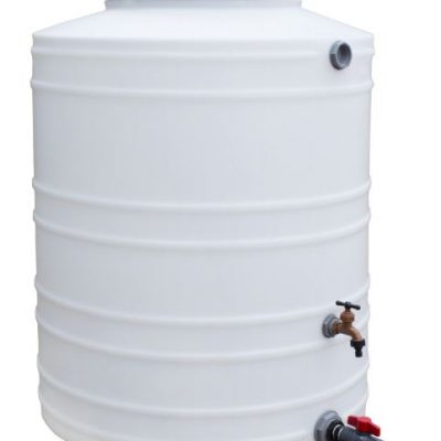 Swimming Pool Backwash Tanks